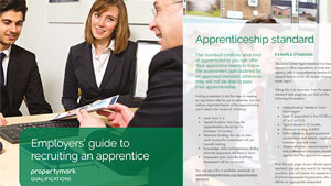 employers guide to recruiting an apprentice